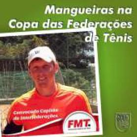 Mangueiras na Copa das Confederações de Tênis